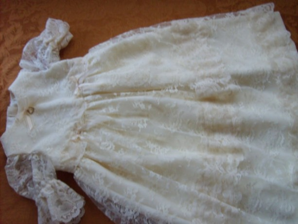 Abigail - Heirloom Baptism / Blessing Gown