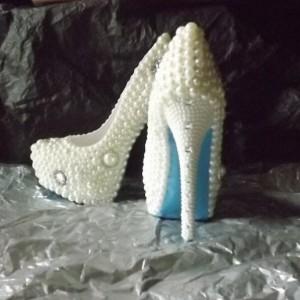 Womens Bling Heels