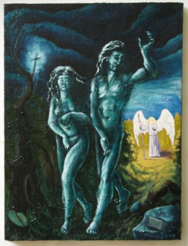 Adam and Eve II