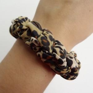 Animal Print Bracelet