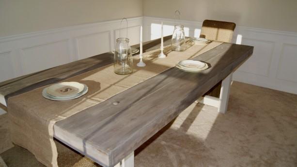 Amazing Custom Farmhouse Table Custom Farmhouse Table ...