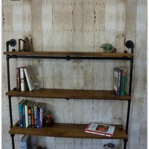 five shelf