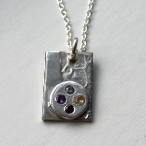 Quattro Silver tag