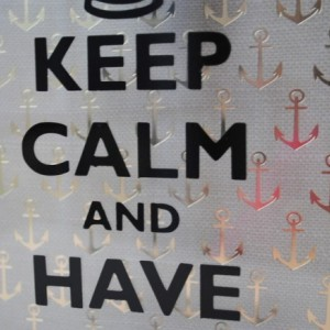 Keep Calm and Have a Beer Bottle Cap Holder Shadow Box