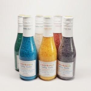 Choose your scent - Dead Sea Bath Salts 8 oz Jar