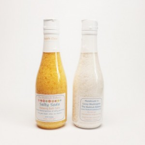 Bath Salt Fruit Loop Scented Mineral Soak 8 Ounces Dead Sea Salt Vegan