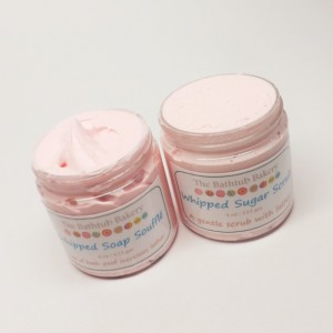 Pick a pair - Sugar Scub and Whipped Soap Souffle