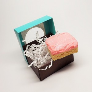 Frosted Cake Slice Glycerin Soap Bakery Soap Cotton Candy