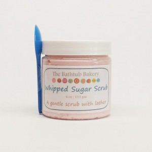 Maraschino Cherry  8 oz Whipped Sugar Scrub Body