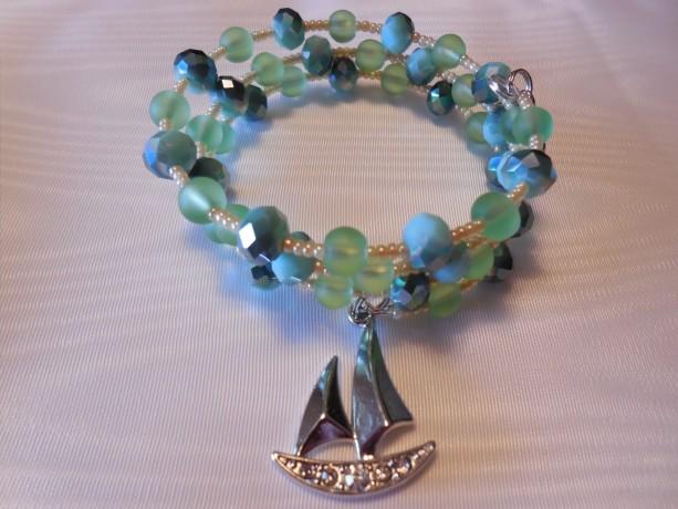 Smooth Sailing Memory Bracelet