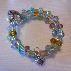 Choir Of Angels Memory Bracelet