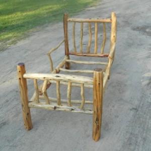 Cedar toddler bed