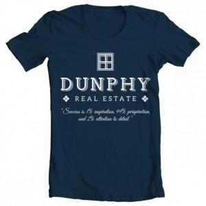 """Men's Modern Family """"Dunphy Real Estate"""" Tee"""