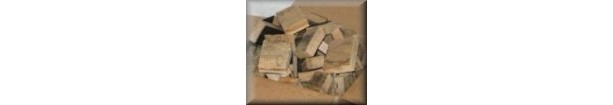 Whiskey Barrel Chunks, 10 pound box, price includes shipping