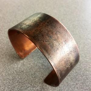 Copper Anniversary Gift Copper Jewelry Copper Anniversary gift Copper Bracelet Copper Metal Jewelry Copper Gift 7th Anniversary gift