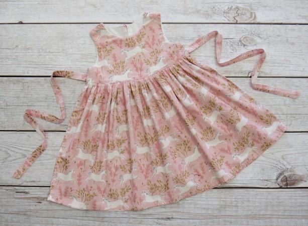 ABIGAIL-Unicorn Dress