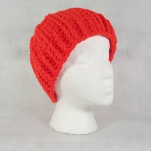 Bright red beanie -  winter beanie hat - beanie hat - gift under 25 - Christmas gift - holiday gifts - stocking stuffer - gift for friends