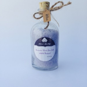 Bath Salt Lavender