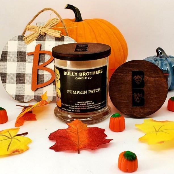 Pumpkin Patch - Candle 9 oz jar