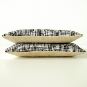 Organic Herbal Sachets Lavender or Sage Handmade Modern