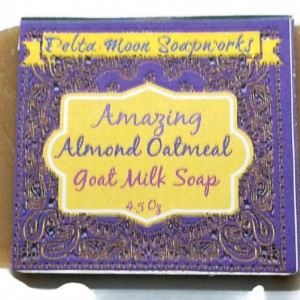 Handmade Goat Milk Soaps in Hawaiian Ginger and Almond Oatmeal ,Oatmeal Soap,Macadamia Oil Soap,olive oil soap, soap,sweet almond oil soap,