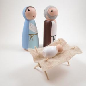 Nativity Set (Holy Family)