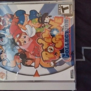 Power stone collection Sega Dreamcast game