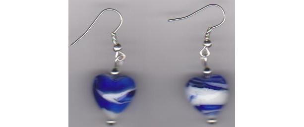 Blue Jays Pierced Earrings