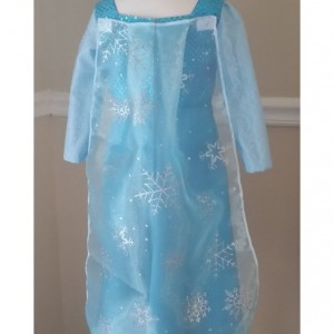 Ice Queen Elsa Inspired Dress for Girls 1T-4T