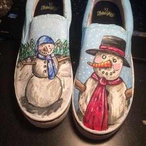 Snowmen Shoes