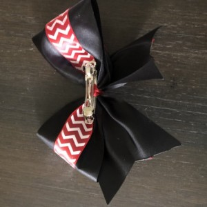 Small Bow with design