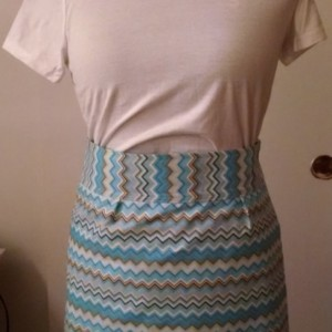 The Rachelle Wrap Pencil Skirt DIGBY by RADZCreations