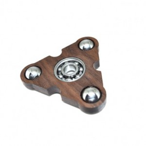 ZForce Wooden EDC Hand Spinner Fidget Toy