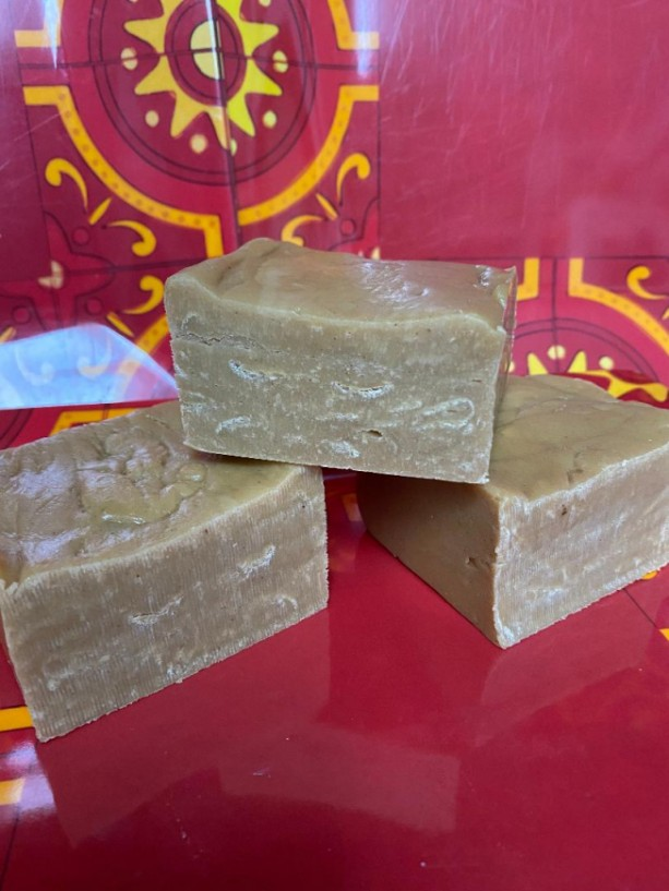 Peanut Butter Fudge  **nut free**  1 Pound  **FREE SHIPPING**