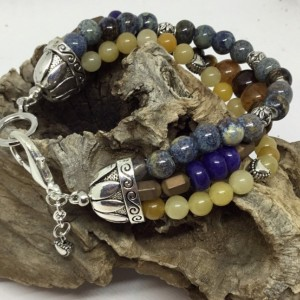 Stacked bracelet for women, multi strand bracelet, jade bracelet, for her, get this if you need to get put of the dog house, get as make up