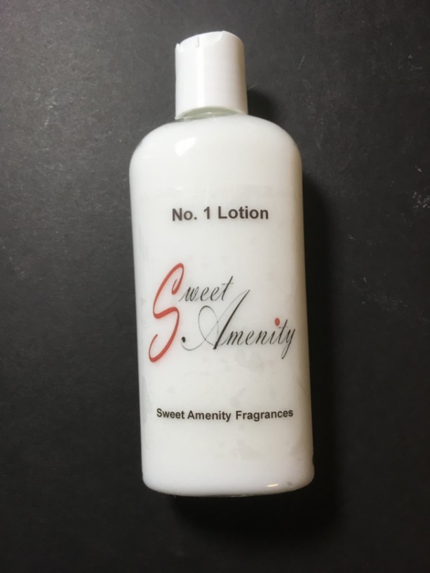 No. 1-Scented Hand and Body Lotion for dry skin