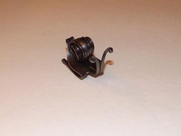 Fork sculpture snail