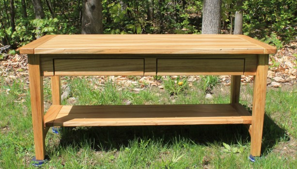 TV Stand Coffee table from salvaged barn wood