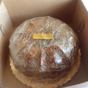 4-1/4 +Lb. ~ BOOZY Hawaiian RUM CAKE ~ The Real Deal - Made w/Imported Hawaiian Rum - Ribbon Winner at Orange County Fair 2015!