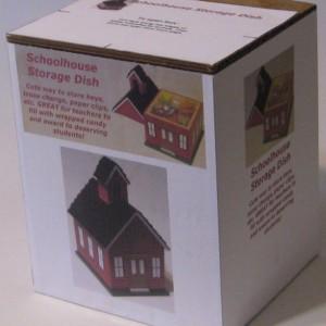 Schoolhouse Storage Dish