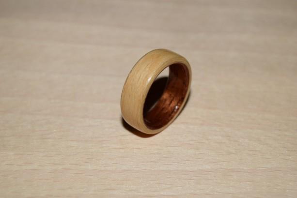 Hand Made ( Bentwood Method ) Beech wrapped around Spanish Cedar
