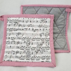 Music Potholders
