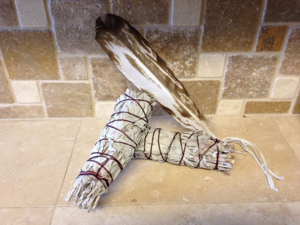 XL  white sage bundle on bundle