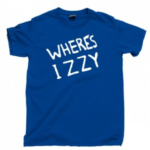 Where's Izzy Men's T Shirt, Izzy Stradlin Slash Axl Rose Duff Mckagan Steven Adler Guns N Roses GNR Concert Unisex Cotton Tee Shirt