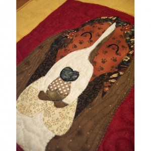 Beloved Buddy Memory Quilt PILLOWCASE-  *New Offering*