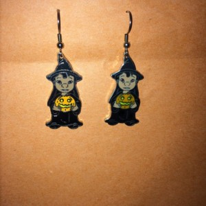 Lilo Halloween Earrings