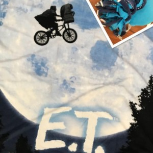 E.T. Fleece Blanket