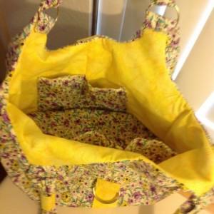 Sunny Floral Bag