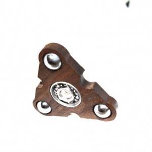 ZForce Wooden EDC Hand Spinner Fidget Toy