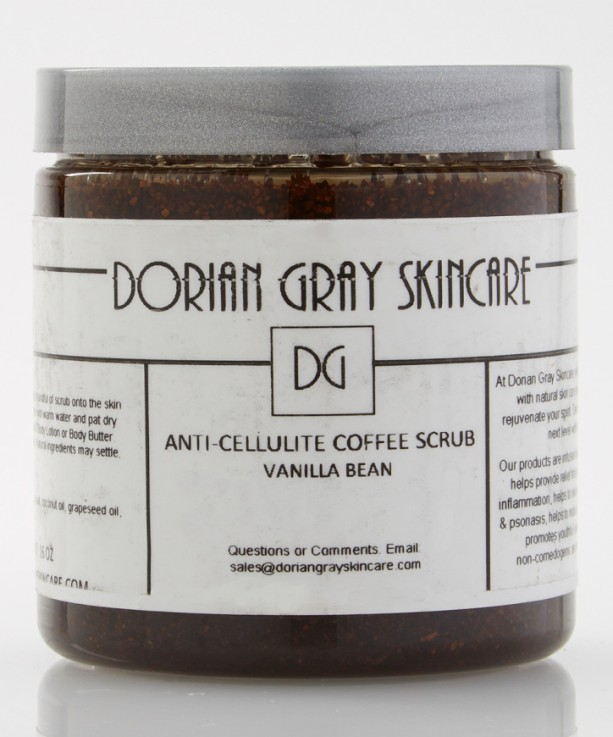 Mineral Rich Coffee Scrub 8 oz